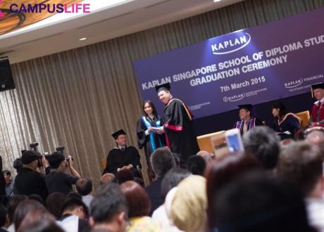Hỏi đáp trực tiếp với đại diện trường Kaplan Singapore