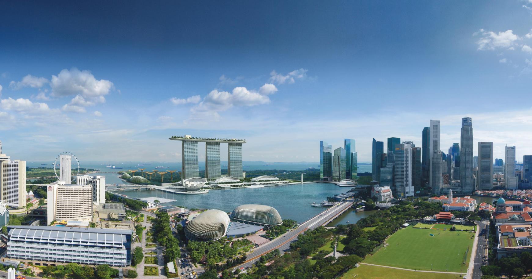 Vài nét đặc trưng về đất nước Singapore